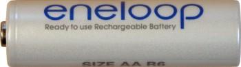 eneloop-Akku - Mignon AA - NiMH-Akku der Spitzenklasse vereint die Vorteile von Batterie und Akku! Panasonic