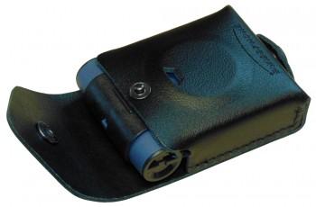 Ledertasche für Swissphone s.QUAD Typ: ST - ohne Displayausschnitt