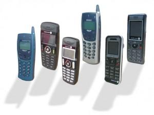 Alcatel-Geräte neu mit Schatten