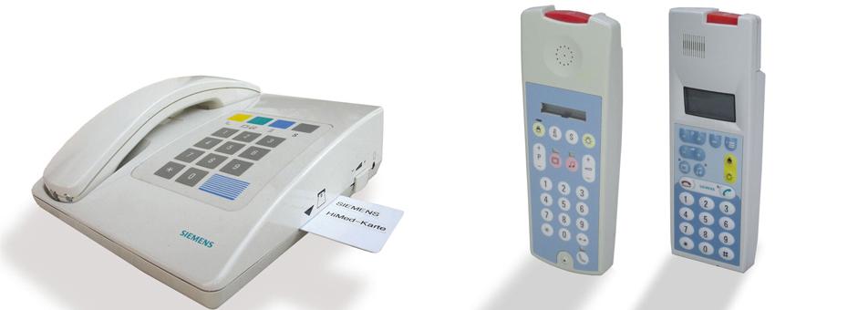 Patiententelefone - Folie