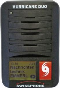 Swissphone Hurricane DUO