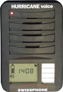 Swissphone Hurricane voice
