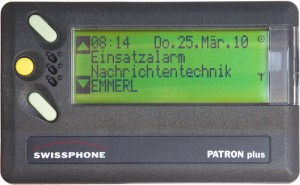 Swissphone Patron plus