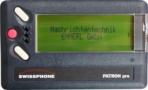 Swissphone Patron pro
