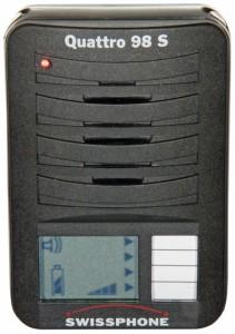 Swissphone Quattro 98S