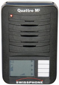 Swissphone Quattro Mi