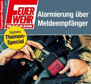 Bericht im Feuerwehrmagazin über Alarmierung mit Meldeempfängern - hier klicken.