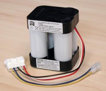 Akku für Handlampe Bosch HSE 7 Ex und Ceag SEB8 / SEB8L / SEB8ADR