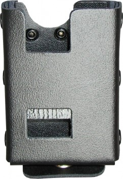 Tragetasche für Swissphone Patron, längs, ohne Displayausschnitt