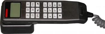 FMS-Handappart gebraucht - Commander 5 BOS mit Auflage K3 und FMS-Programmierung