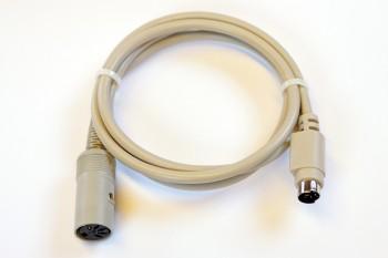 Adapterkabel für Alarmzusatz AZ-10 an Swissphone s.QUAD-Ladegerät