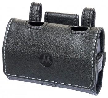 Ledertasche für Motorola TPG2200 - Original Motorolatasche PMLN7605A