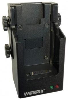Kfz-Ladegerät passiv für Sepura SC20, STP8000 und STP9000