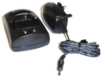 Tisch-Ladegerät für Sepura STP8000, STP9000 und SC20