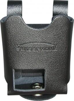 Tragetasche für Swissphone RE429 - Quattro 96 bis XLSi und Hurricane DV300, DV500