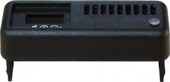 RE 229 Gehäusekopf schwarz