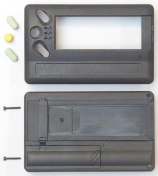 Patron Gehäuse grau Universal-Ersatzgehäuse NEU - Hersteller: Swissphone