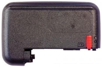 LX2 - Gehäuseunterteil. Unterschale Motorola/Oelmann mit Akkufachverriegelung, ohne Akkufachdeckel.