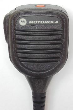 Handbedienteil für Motorola MTP850 mit Alarmknopf