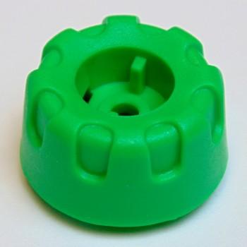 Drehknopf grün für Motorola MTP850