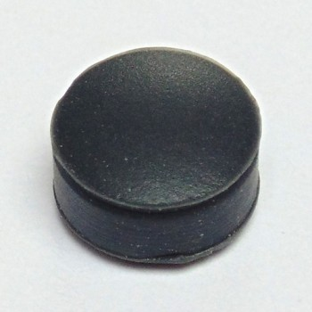 Abdeckung für Drehknopf Motorola MTP850 - schwarz