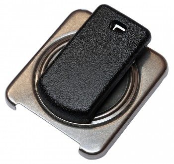 Clip für Sepura Handbedienteil / Lautsprecher-Mikrofon