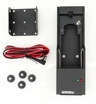 Kfz-Ladegerät passiv-plus für Sepura STP8000 und STP9000