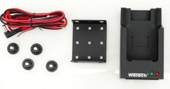 Kfz-Ladegerät passiv für Sepura STP8000 und STP9000
