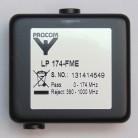 Tiefpassfilter für Tetra-BOS Kfz-Funkgeräte