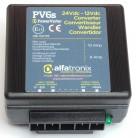 Spannungswandler 24V auf 12V - 6A für BOS-Geräte