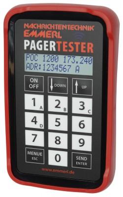PagerTester - Prüfgerät für Meldeempfänger - Meldertester