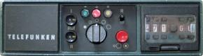 Lautstärkeknopf für AEG/Telefunken FuG8 Bediengerät (siehe Foto)